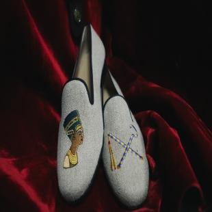 🗿 NICOLE LINEN ICE  ✔ Slipper for a Women & handmade in Spain.  #shoes #menbur #shoesgram #picoftheday #instashoes #shoponline #heels #newin #shoelover #shoestyle #cali #shoediva #shoeselfie #cute #cutesandals #ishoployal #itsalmosttime #lasvegas #shoequeen #summerfashion #nuevacoleccion #tagyourfriends #modaon #newcollection #forher #highheels #casualshoes #beautiful #simeonshoes #chicshoes